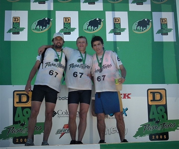 D48 Paso de los Toros 2005