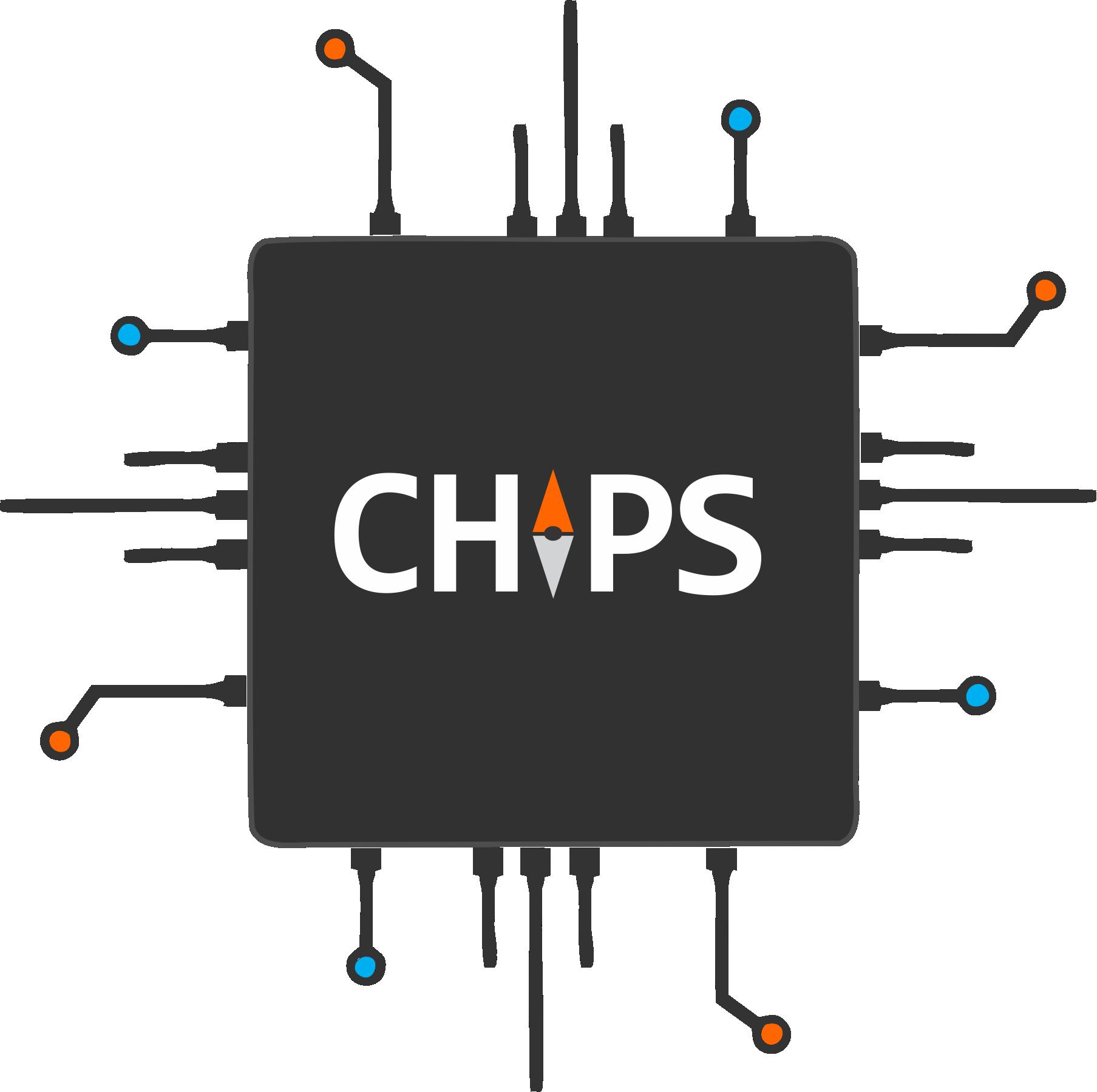 Logo Chips Adventure 2021