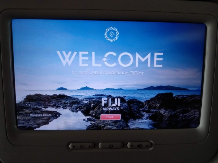 Welcome Fiji