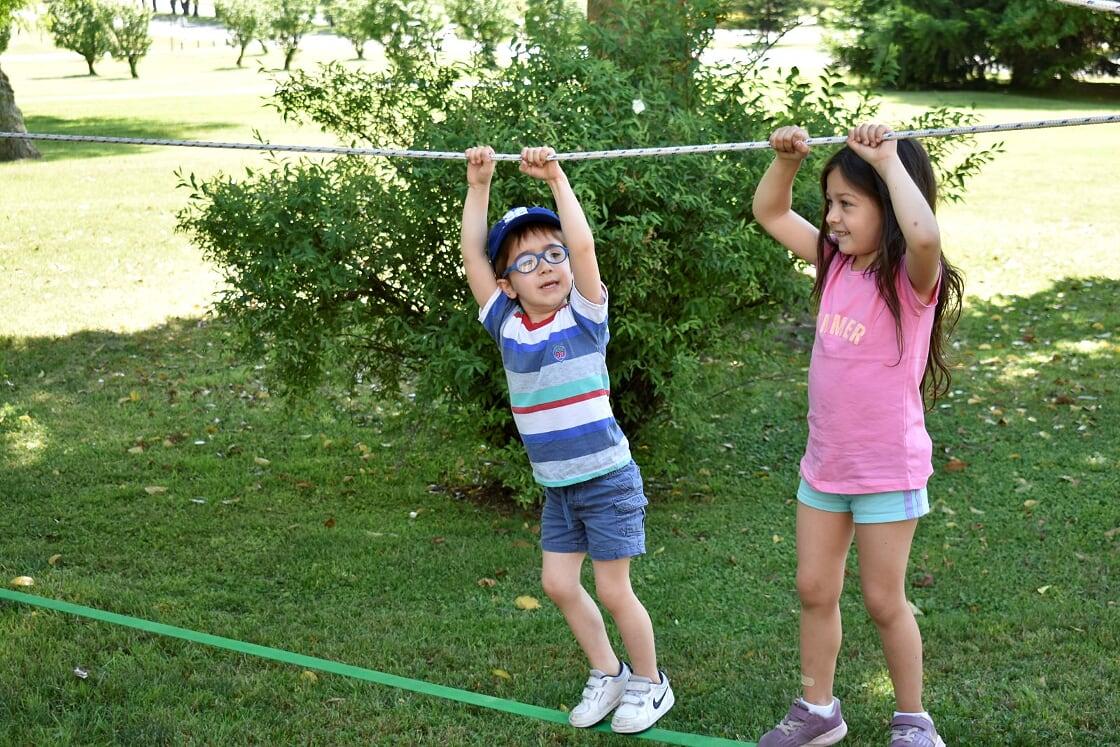 Adventure Kids Cuerda Floja