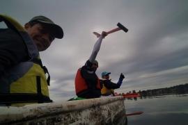 Canotaje Team CHIPS Adventure