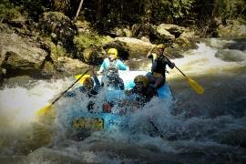 RAFTING Canoar Brasil - Team CHIPS Adventure